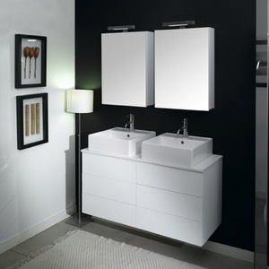 "47.2"" Bathroom Vanity Iotti NT4 From Time Collection"