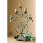 Uttermost Juliana, Candelabra