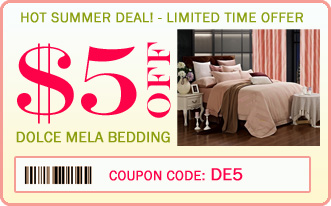 $5 off Novelty Bedding