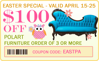 PolArt furniture discount coupon
