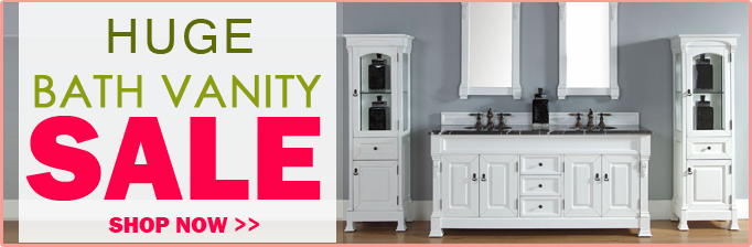Huge Bathroom Vanity Sale at HomeThangs.com