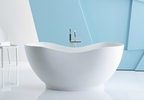 Abrazo Freestanding Bathtub From Kohler