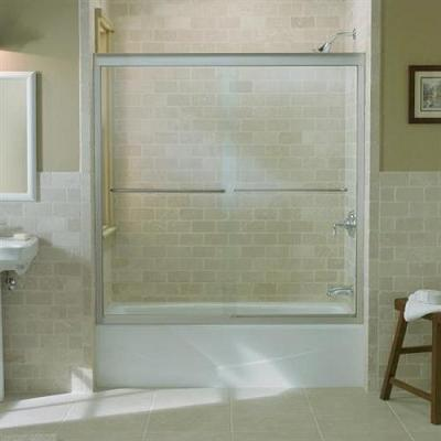 Fluence Bath Door From Kohler