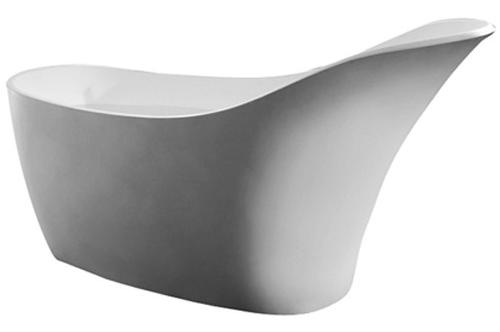 Freestanding Slipper Tub From Barclay