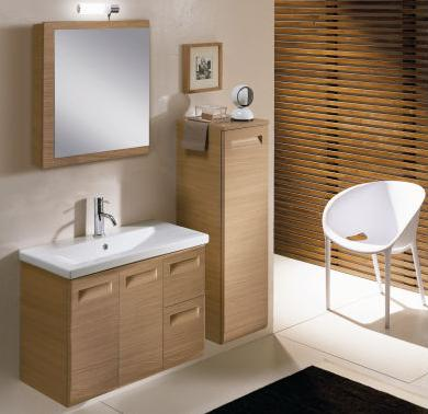 Integral Bathroom Vanity Set From Iotti