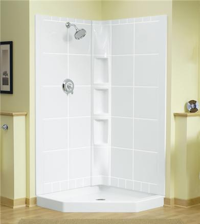corner shower kits with walls. Intrigue Neo Angle Shower From SterlingShower Stalls And Walls  Surprising Solutions For Your Sterling Corner Kits STERLING Solitaire Economy 42 in x 29