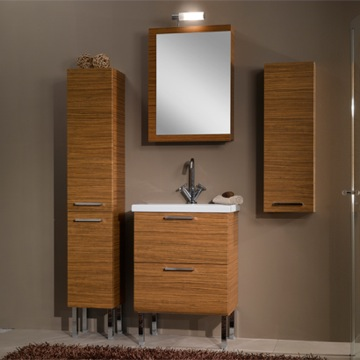 Luna Bathroom Vanity Set From Iotti