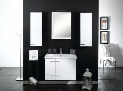 Simple NS9 Bathroom Vanity Set From Iotti