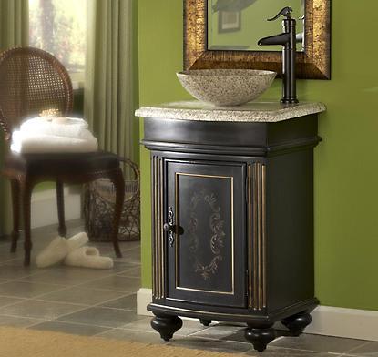 Arlington Hand Painted Bathroom Vanity From Kaco