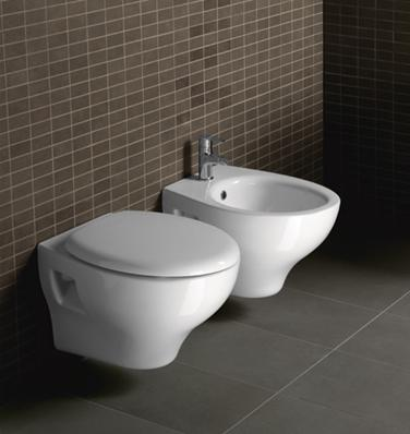 city wall hung toilet from gsi