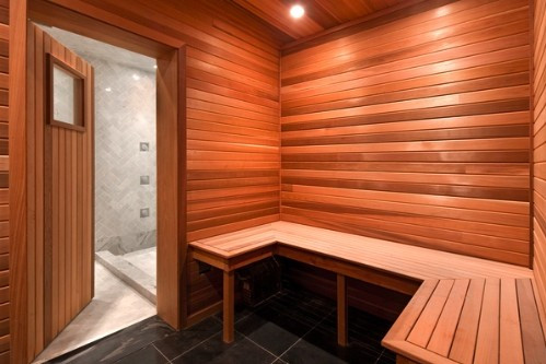 Designer Sauna Room Featured On NY Curbed