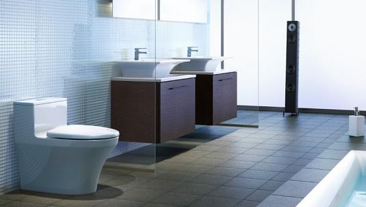 Dover High Efficiency Toilet From INAX
