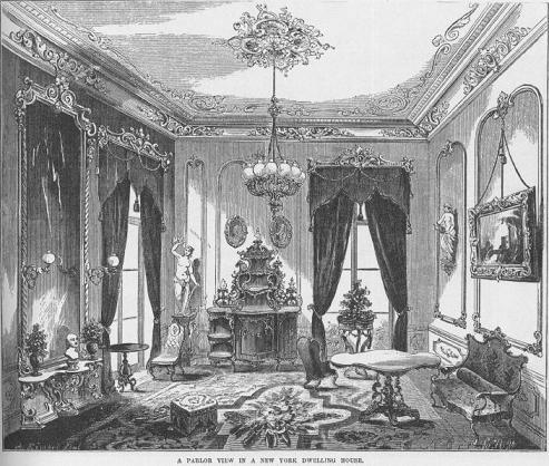 Opulent Victorian Era Parlor. Victorian Bathroom Design   Authentic Period Design For Your Bathroom