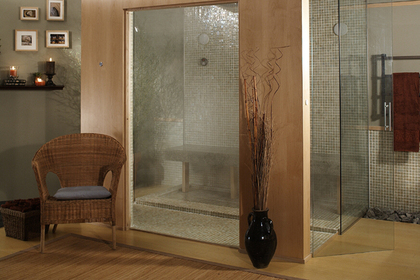 Steam Bath Enclosure From Mr. Steam