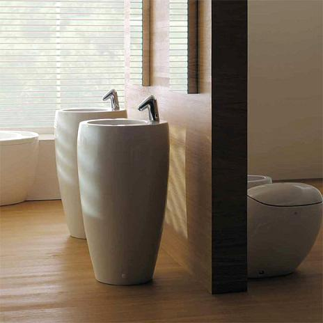 Alessi One Washbasins From Laufen