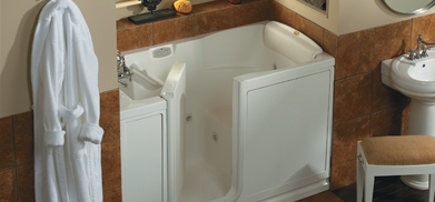 Finestra Walk In Whirlpool Tub From Finestra