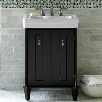 Lutezia Modernique Vanity From Porcher