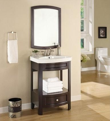 Milton Bathroom Vanity From Carolina Accents