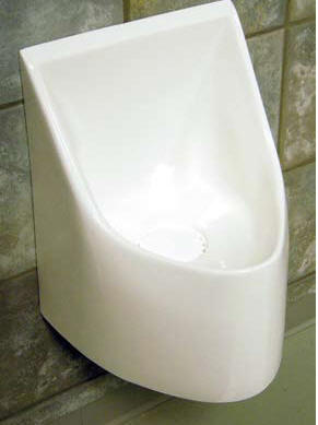 Santa Fe Waterless Urinal From Waterless Co