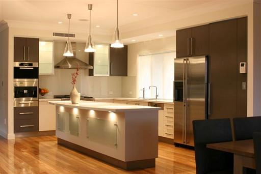 Stunning Kitchen Islands Offer A Way To Entertain While You Cook For A More Intimate Experience