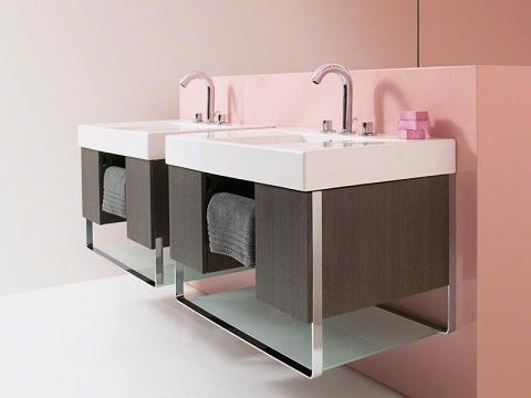 wall mounted bathroom vanity - home design ideas and pictures