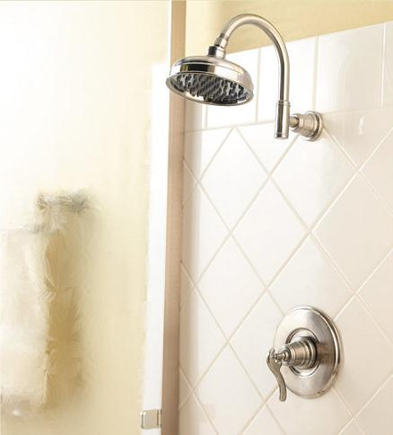 Ashfield Rainfall Shower Head From Price Pfister