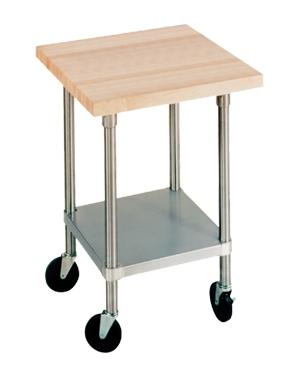 Chefhaus 24 Inch Kitchen Island Work Station from Whitehaus
