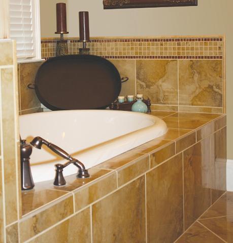 Elegance Bathroom Tile From Tesoro