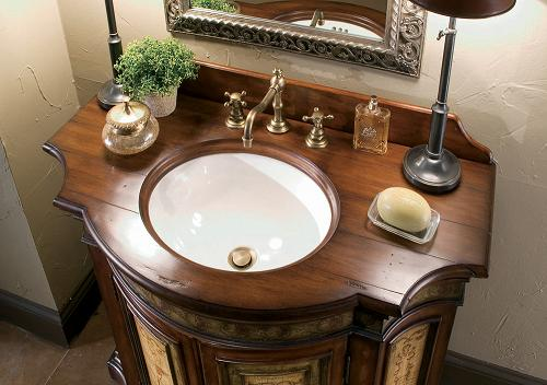 Glendale Bathroom Vanity From Cole and Co