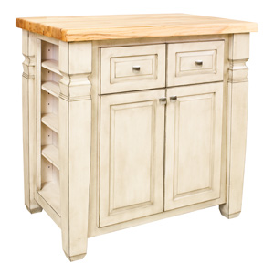 Jeffrey Alexander Kitchen Island From Hardware Resources