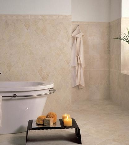 Pietra Latina Bathroom Tile From Tesoro