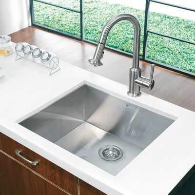 Single Bowl Kitchen Sink From Vigo