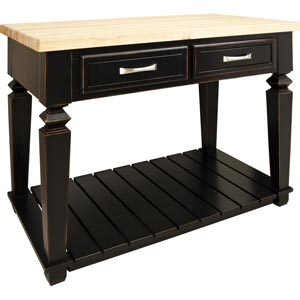 Table Style Kitchen Island From Hardware Resources