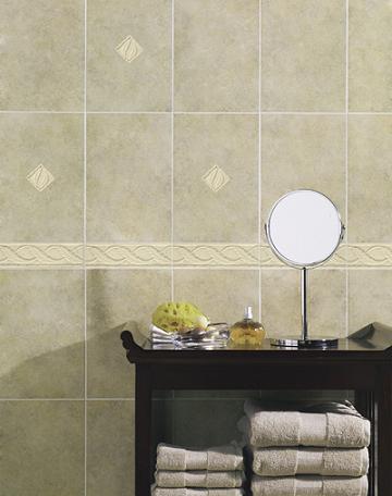 Vesuvio Ceramic Tile From Tesoro