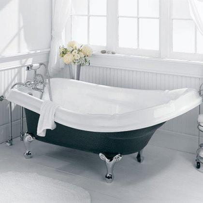 slipper soaking bathtub from american standard