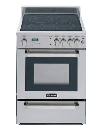 24 Inch Electric Range From EuroChef's Verona Collection