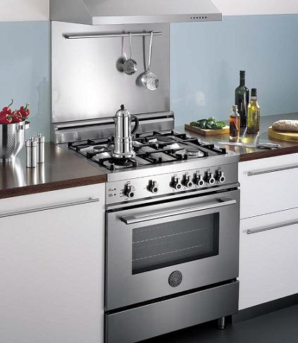 Marvelous 24 Inch Pro Series Gas Range From Bertazzoni