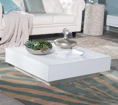 Dumas Storage Coffee Table From Nuevo