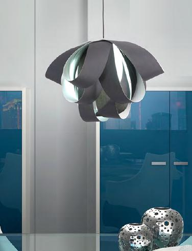 Fringe Modern Pendant Light From Zuo Modern