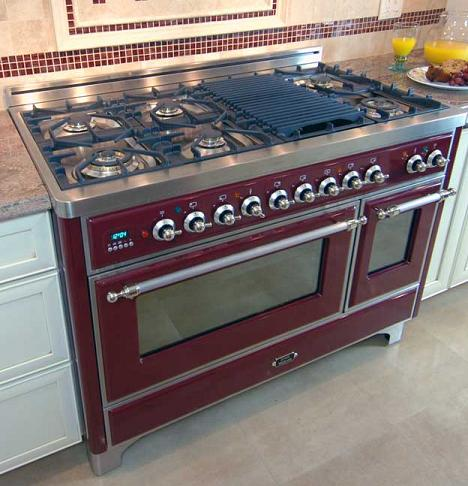 Gas Ranges With Grills | Stove Top Grills & Griddles by Thermador