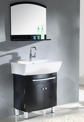 Modern Bathroom Vanity With Ceramic Vessel Vanity Top From Legion Furniture