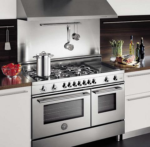 double with oven burner thor rkpl gas dp kitchen range com amazon