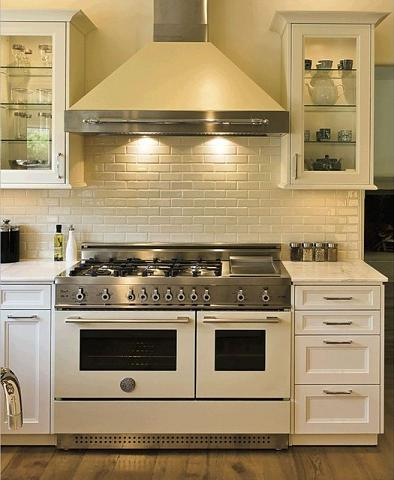 Self Cleaning Pro-Style Double Oven From Bertazzoni
