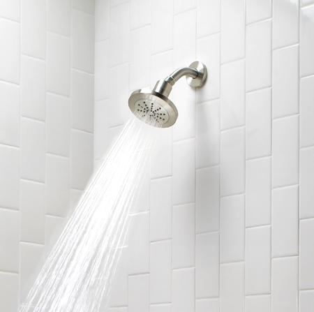 Air Injection High Performance Shower Head From Danze