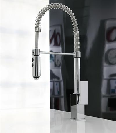 Brick Professional Kitchen Faucet From Fima Carlo Frattini