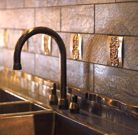 Kitchen Backsplash Trends - Great New Looks In Kitchen Tile