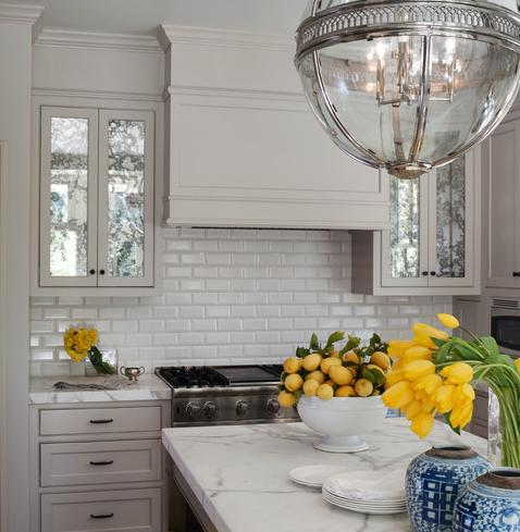 Simple Subway Tile (By Heydt Designs)