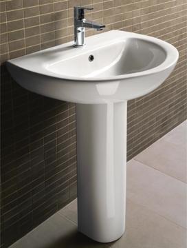 Etonnant City Pedestal Sink From GSI