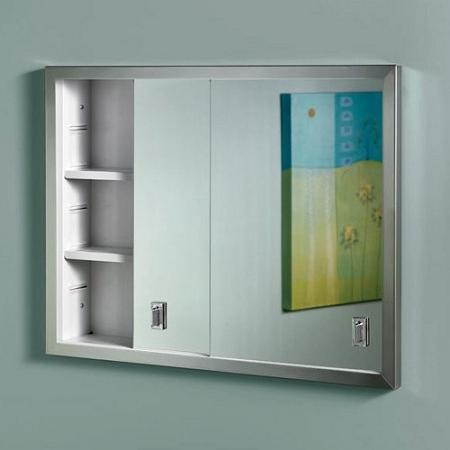 Slider Medicine Cabinet From Broan Nutone