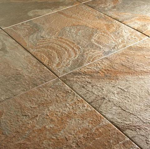 Spanish Steps Tile In Rust From Mediterranea